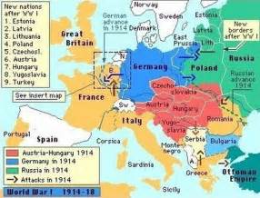 World War Map world war i was the first seal of revelation whether you