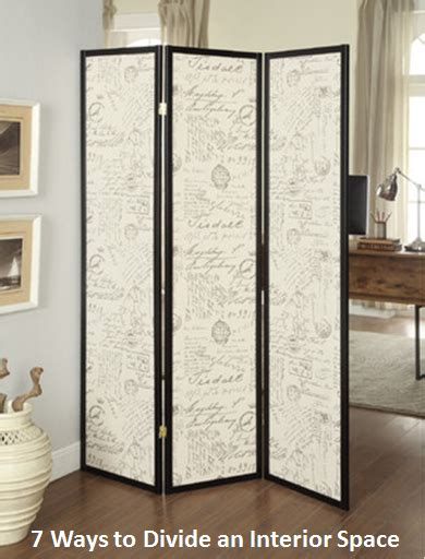 Ideas For Folding Room Divider Design Simple Interior Concepts 7 Room Partition Ideas Room Dividers