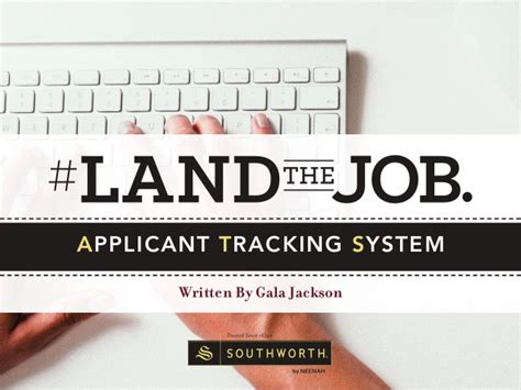 Resume Tips Applicant Tracking System Your Resume The Applicant Tracking System