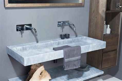 marmor waschtisch naturstein waschtisch bellezza marmor matt poliert spa