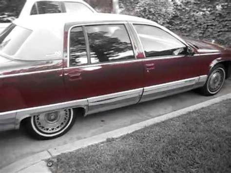 96 Cadillac Fleetwood Brougham by 96 Cadillac Fleetwood Brougham