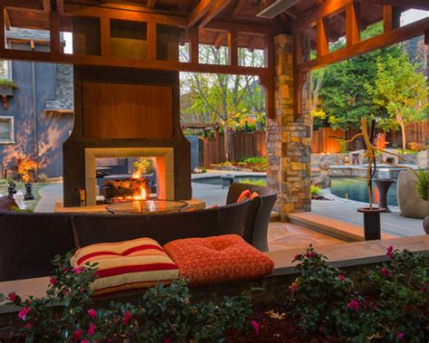Sided Fireplace Indoor Outdoor by Indoor Outdoor Fireplace Two Sided Home