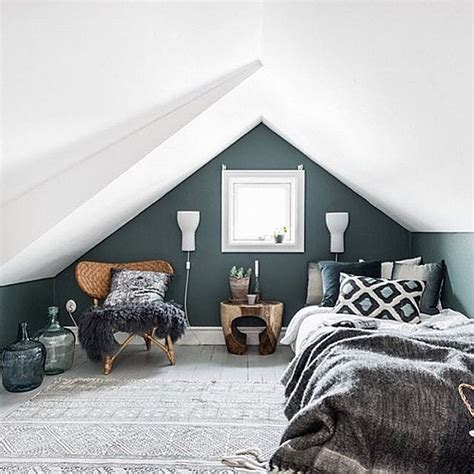 attic loft bedroom obsessed with this small but modern boho bedroom small