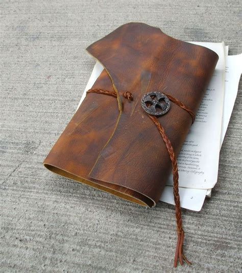 Leather Handmade Journals - 129 best books images on books architecture