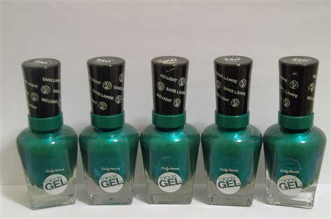 gel nail polish no light 5 sally hansen miracle gel nail polish no light needed