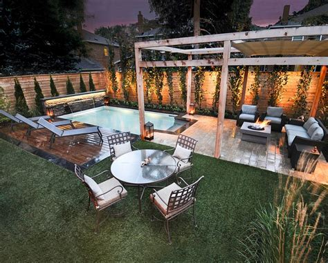 Backyard Minir by 23 Small Pool Ideas To Turn Backyards Into Relaxing Retreats