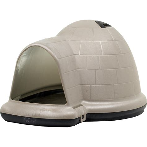 igloo dog house medium image gallery igloo dog houses product