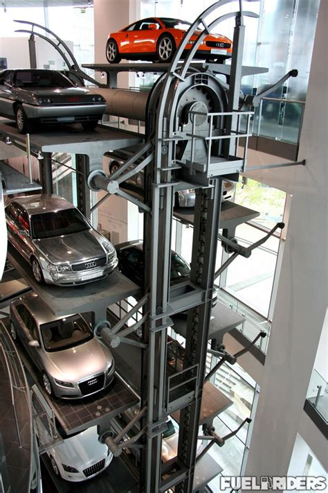 Audi Germany Factory by Audi Museum Factory In Ingolstadt Germany The Coolest