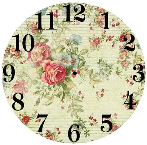 Decoupage Images Free - 247 best images about free printable clock on