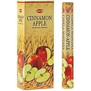 Hem Aple hem wierook cinnamon apple feelingsonline