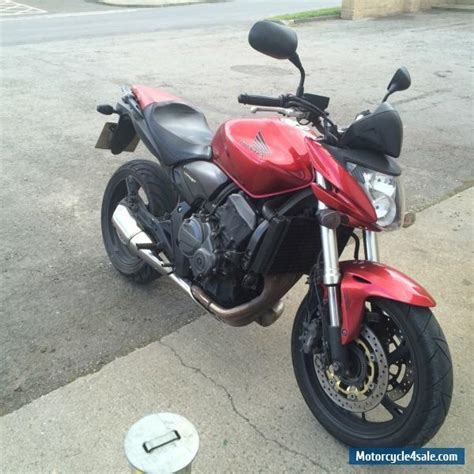 cb 600 for sale 2010 honda cb 600 fa 9 for sale in united kingdom