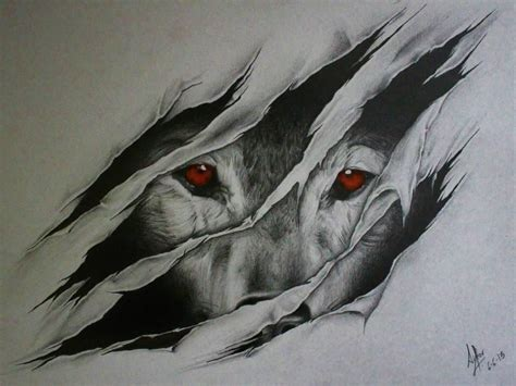 Drawing Wolf by Best 25 Wolf Drawings Ideas On Awesome