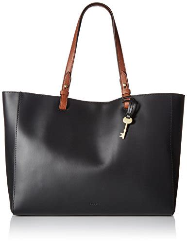 Fossil Rachele Tote Black fossil work tote black on bags fashion