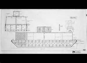 Best Open Floor Plans lehigh valley railroad barge plans waterfront barge museum