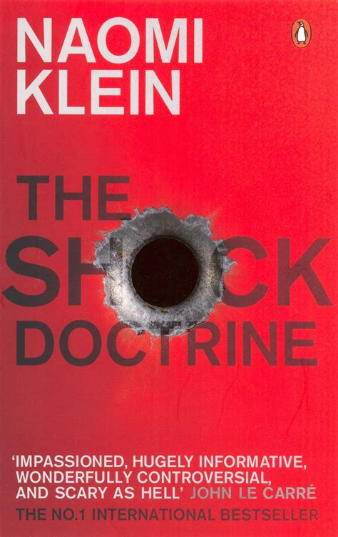 Book Review Up And By Klein by Book Review Quot The Shock Doctrine Quot By Klein 2007