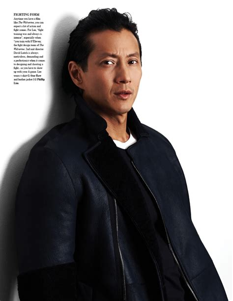 will yun lee hairstyle silver samurai will yun lee of the wolverine for