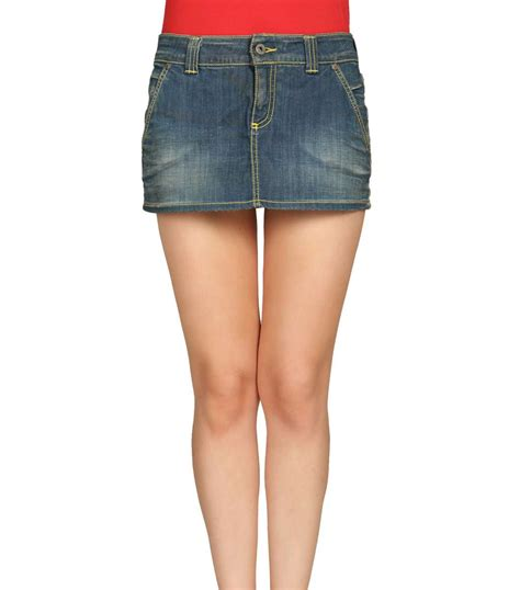 21 innovative in denim skirts playzoa