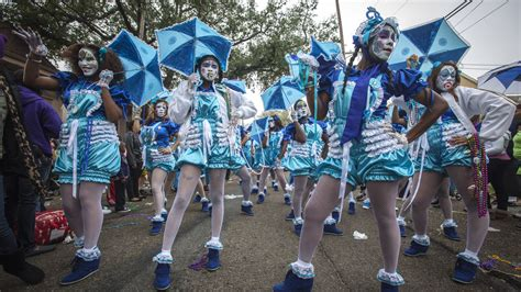 new orleans tradition the baby dolls of mardi gras a tradition with a