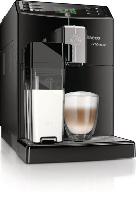 koffiemachine saeco minuto kaffeemaschine quick deptis gt inspirierendes design