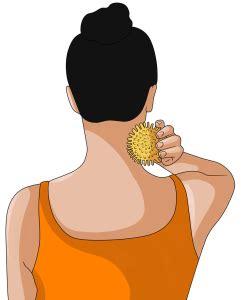 nackenschmerzen matratze mit der wunderwaffe tapen gegen nackenschmerzen vorgehen