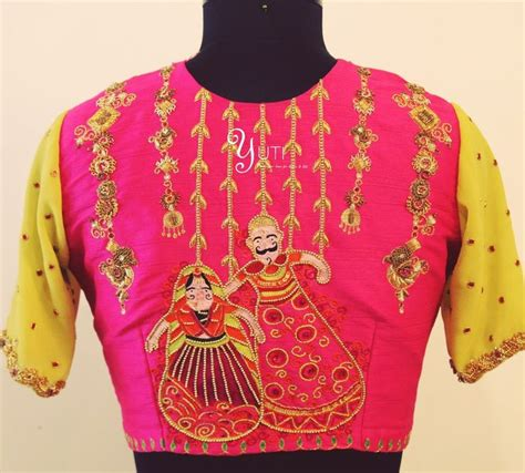 Blouse Mona Pink Isn 1685 best designer blouses images on saree blouse blouse designs and india fashion