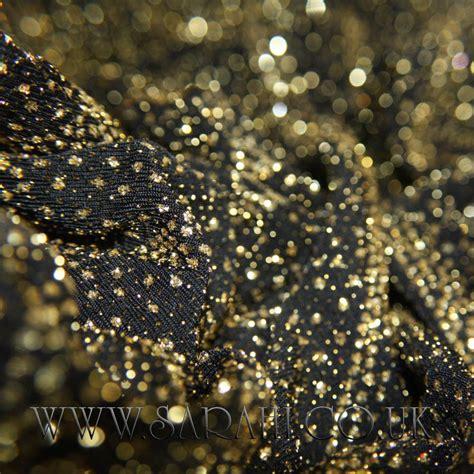 Cape Brukat Glitter Gold 1 black gold glitter lycra stretch fabric costume fabric sparkle ebay