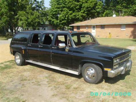 6 Door Chevy Truck by 1982 Chevrolet Burbon 6 Door Dually 1 100109681