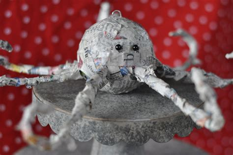 Make Your Own Paper Mache - make your own papier mache octopus