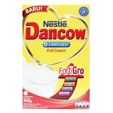 Dancow Fortigro 800 G dancow fortigro box 800g daftar harga terkini