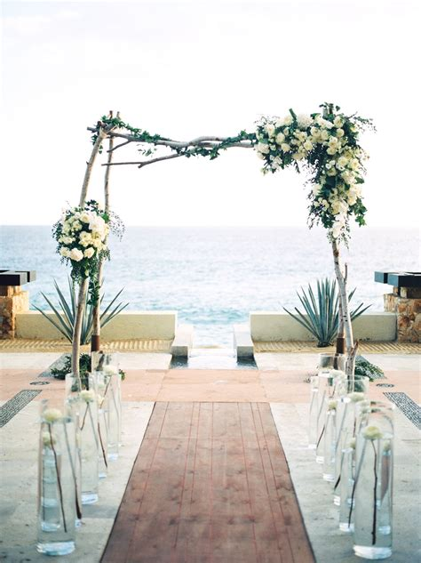 Wedding Arch Location by Damy Chic Style And Epic A Pedregal