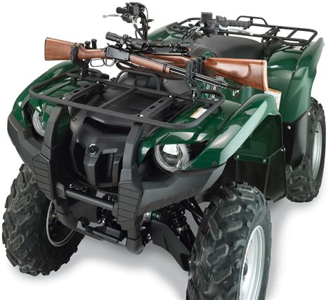 Four Wheeler Gun Rack moose utility atv tradition rifle rack four wheeler