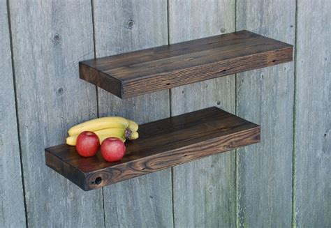 wood bathroom wall shelf barn wood floating shelves 29x11 kitchen bath
