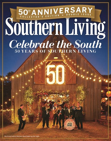 alabama based southern living remains the south s