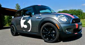 Mini Cooper Custom Graphics Mini Cooper Racing Graphics 183 Scs Wraps