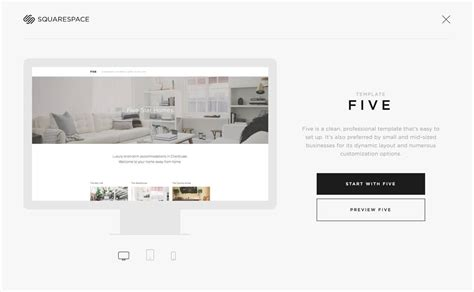 Build A Website Today With Squarespace Design Shack Squarespace Responsive Templates