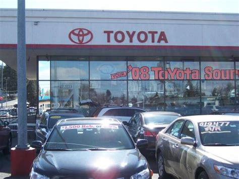 Toyota Dealership Spokane Autonation Toyota Spokane Valley Car Dealership In Spokane