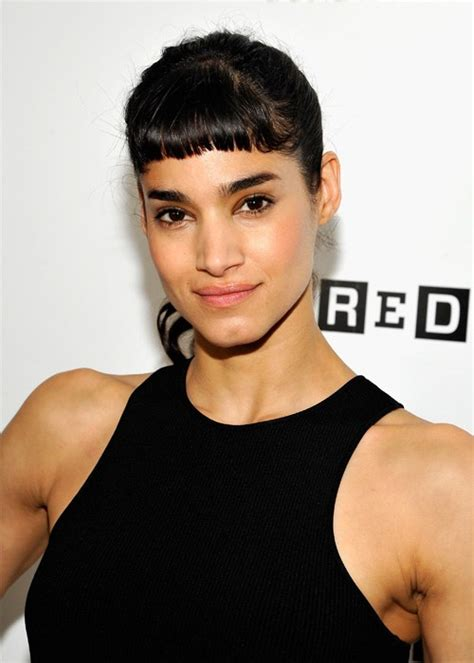 Shades Of Red Hair by 5 Reasons We Love Sofia Boutella Allure