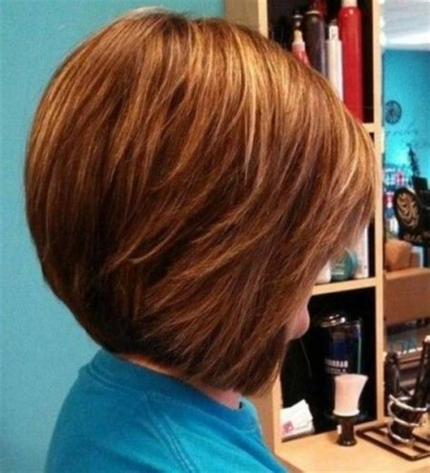 long haircuts with a back view redheads back view of inverted bob intended for invigorate glamor