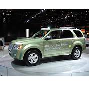 Green Car Convoy Tours Colorado In Preparation For 2009