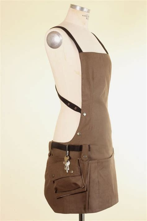 sewing utility apron 230 best images about leather denim canvas wears on