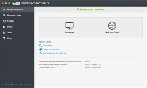 Antivirus Eset Endpoint a flaw in eset endpoint antivirus allows to hack apple macs patch it nowsecurity affairs