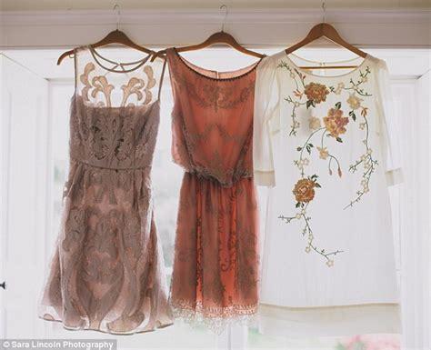 the ebay wedding thrifty london bride charlotte denn