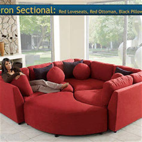 puzzle piece couch four piece sectional puzzle sofa two from loftboss on ebay