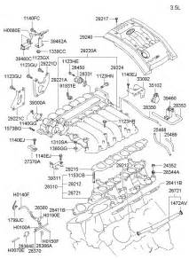 2004 hyundai santa fe parts auto parts diagrams