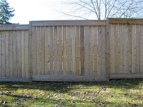 backyard fence custom fences brton bolton caledon milton woodbridge