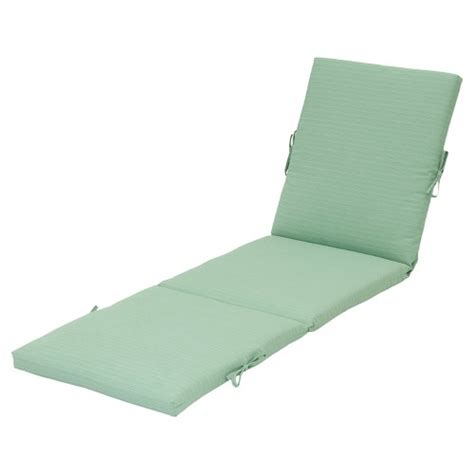 Patio Chaise Cushions by Threshold Outdoor Chaise Lounge Cushion