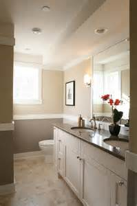 Bathroom Color Palette Ideas My Place Bathroom W Neutral Wall Color