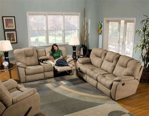 Wall Hugger Reclining Sofa Recline Designs Camry Sleeper Sofa Console Loveseat Wall Hugger Recliner Traditional