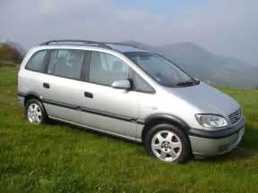 Opel Zafra Opel Zafira A More Information