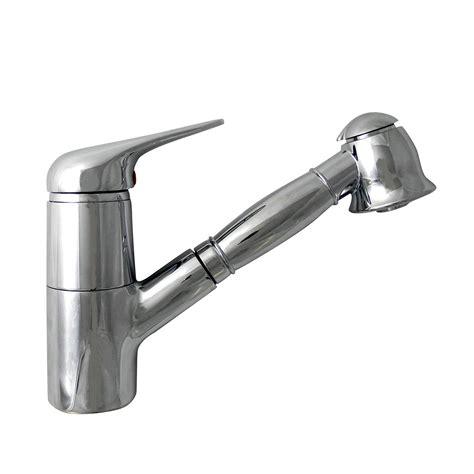monocomando lavello con doccia estraibile nicolazzi
